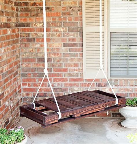 how to build an a frame for a wooden swing woodworking