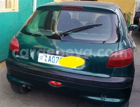 buy peugeot 206 buy used peugeot 206 green car in addis ababa in