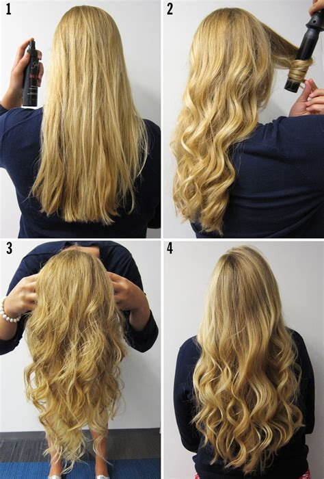 How To Curl Hair by How To Make Curly Hair By Straightener Nail Styling