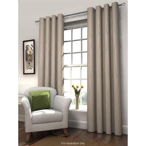 jacquard eyelet curtains b m
