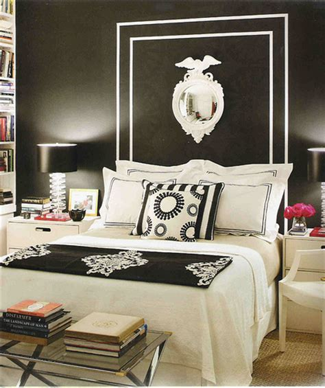 black wall bedroom black and white bedroom eclectic bedroom naked decor