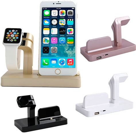 q iphone dock charger station cradle charging sync dock for apple iphone 6 6plus ebay