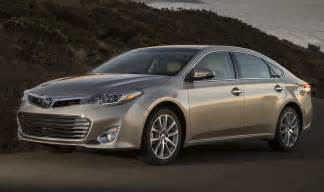 Honda Avalon 2015 Toyota Avalon Review Cargurus