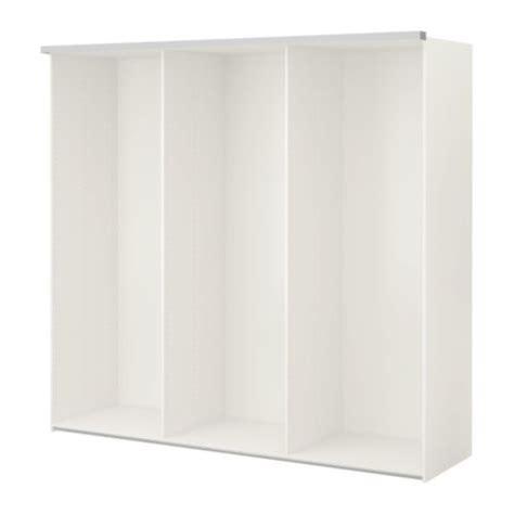 elga wardrobe ikea elg 197 wardrobe frame white ikea