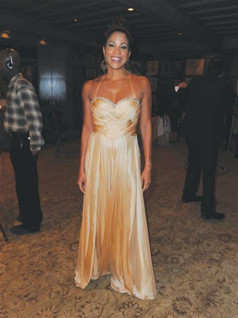 Zanana Keripik Artis uwi benefit gala in toronto dolce luxury magazine