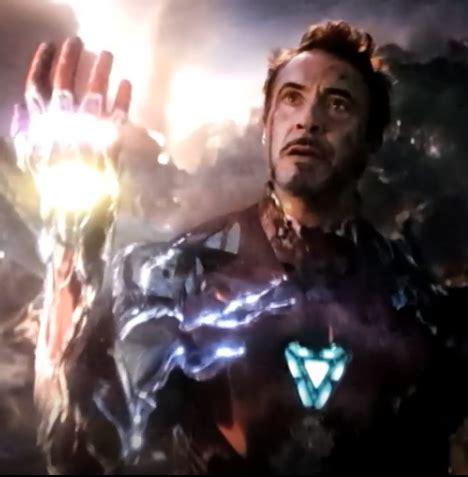 iron man snap stones