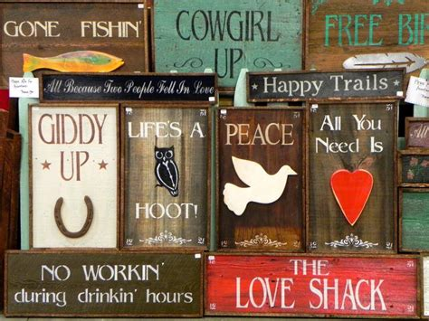 Handcrafted Signs - home handcrafted wood signs and home decor bar d signs