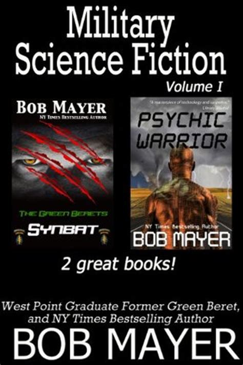 science fiction vol 1 synbat psychic warrior