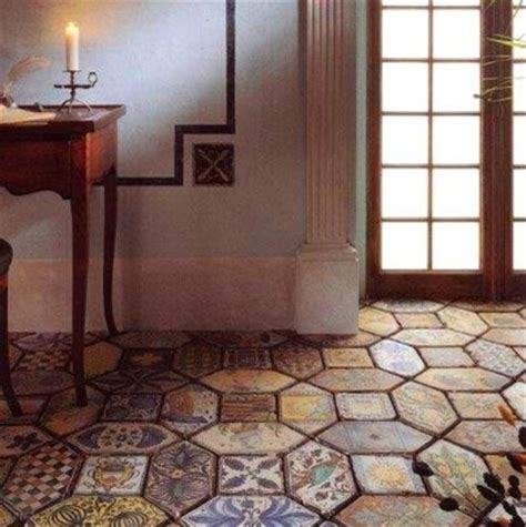 re edition tile mediterranean wall and floor