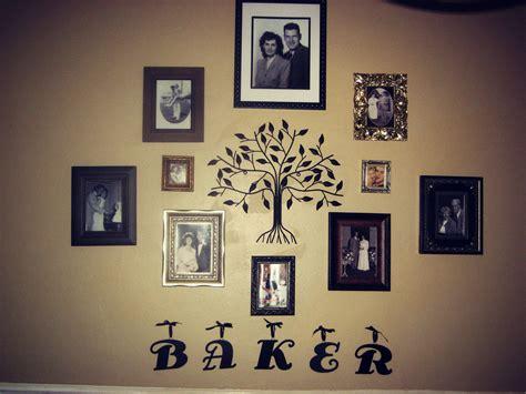 family photo wall display ideas 13 creative family photo ideas you to consider trying