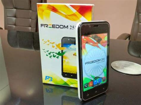 Smartphone Bell Freedom freedom 251 world s cheapest smartphone by ringing bells