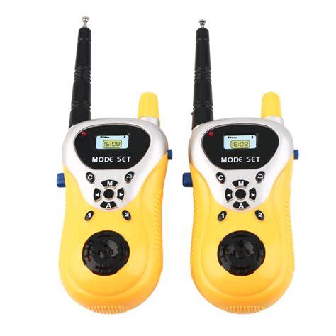 Flyrose Walkie Talkie 1 Pair ji yuan mainan walkie talkie 1 pair yellow jakartanotebook