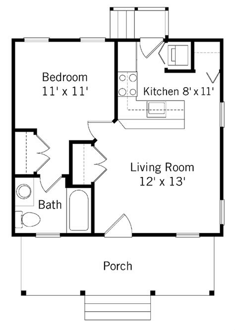 small home floor plans open small house plans and design ideas for a comfortable living