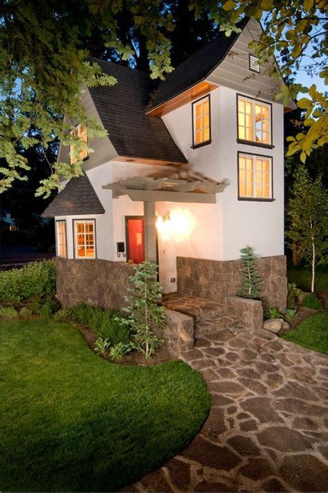 small homes exteriors on pinterest impressive tiny houses smallest house tiny houses and house