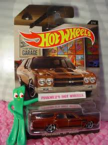 2016 Garage #2 '70 CHEVELLE SS Station WAGON?Brown?Hot