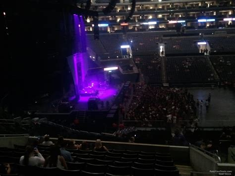 section 16 a staples center section 16 concert seating rateyourseats com