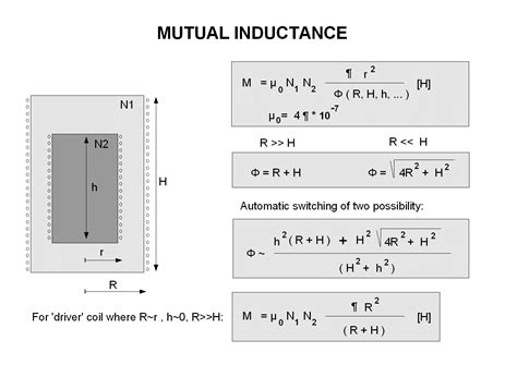 inductance calculator wire image gallery inductance calculation formula