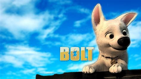 bolt dog cartoon hd wallpaper pixelstalknet