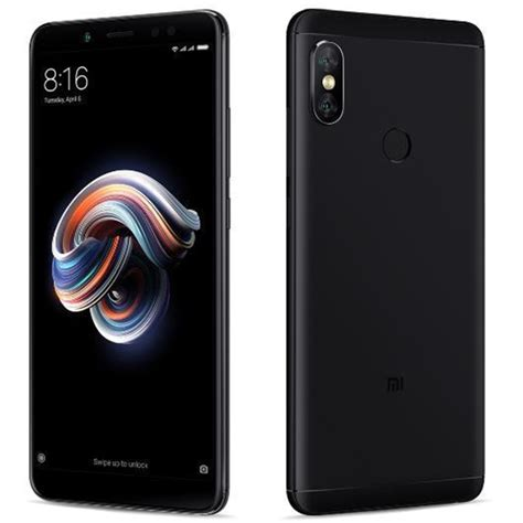 xiaomi redmi note 5 5 99 inch 4gb 64gb smartphone black xiaomi redmi note 5 pro 5 99 quot 4gb ram 64gb eu global