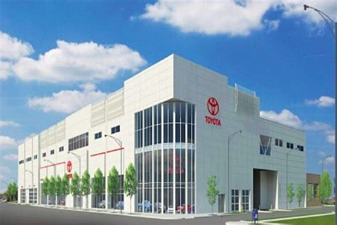 Northside Toyota Chicago What S That Building Going Up At Western And Peterson