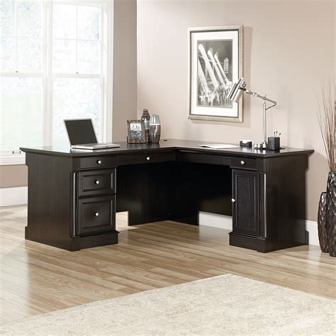 sauder avenue eight l desk