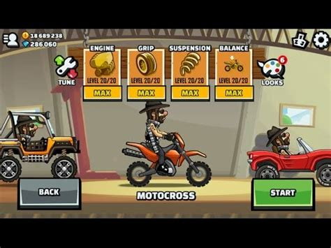 motocross racing 2 hill climb racing 2 motocross racing in countryside