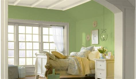 color scheme 4 bedroom wall color the light green