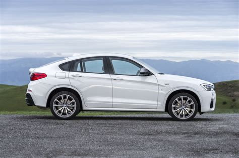 2016 bmw x4 m40i review