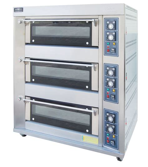 Oven Gas Deck china gas oven three decks nine trays china gas food