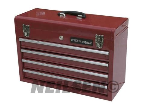 4 Drawer Tool Chest by 4 Drawer Portable Steel Toolbox Tool Chest Box Garage
