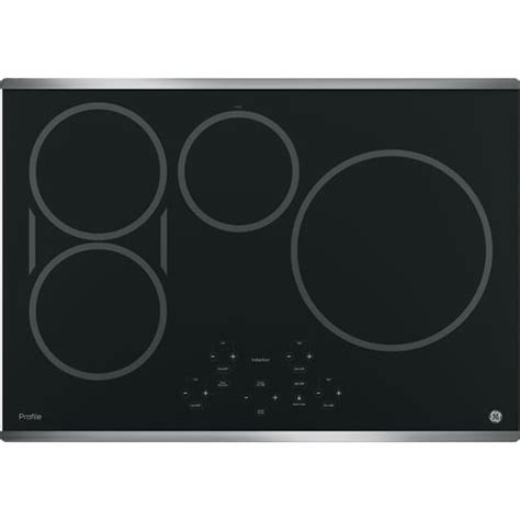 30 Induction Cooktop Ge Php9030sjss Profile Series 30 Quot Induction Cooktop