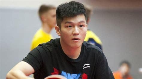 ranking tennis tavolo tennis tavolo fan zhendong 232 il nuovo numero uno