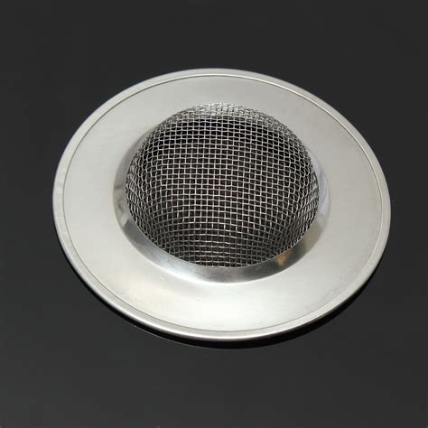 bathroom sink drain cover kitchen bath basin sink drain strainer waste hair mesh