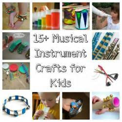 Musical Instruments Crafts For Kids - 15 musical instrument craft ideas for kids red ted art s blog
