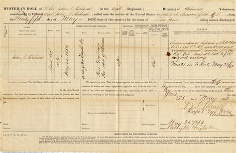 Delaware Civil Search State Of Delaware Delaware Archives Civil War Records