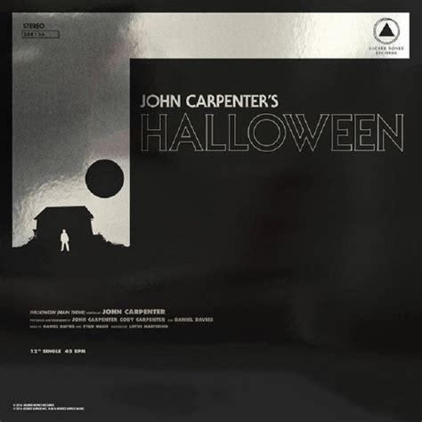 theme music escape from new york john carpenter re records halloween and escape from new