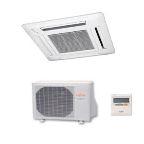 Fujitsu Air Conditioning Auyg14l Compact Cassette 4 Kw Fujitsu Ceiling Cassette