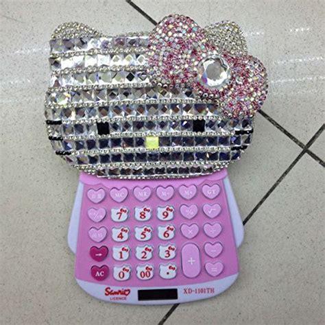 Kalkulator Hello Ribbon office glam shopswell