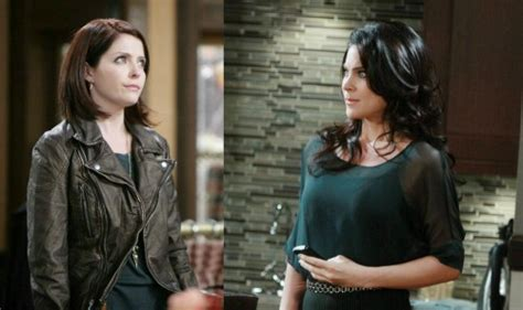 days of our lives spoilers does chloe or nicole get days of our lives spoilers chloe stunned to find theresa