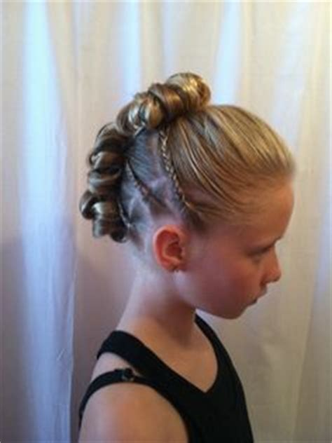 hairstyle ideas for dance competitions dance hair on pinterest hair tinsel competition hair