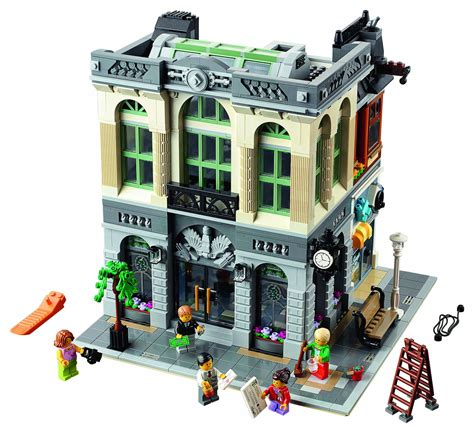 Lego Set lego gossip 121015 lego 10251 brick bank pictures