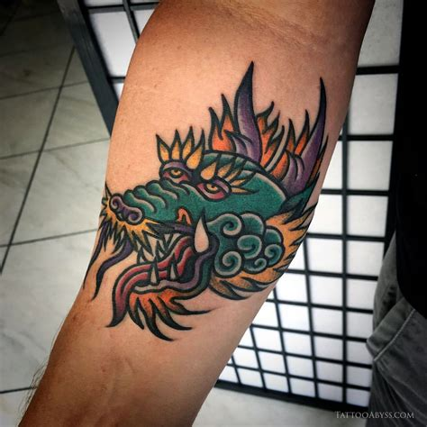 traditional dragon tattoo tattoo collections
