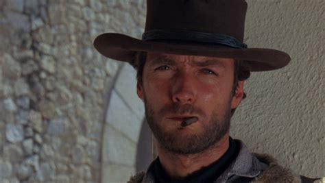 film terbaik clint eastwood fistful of dollars 1964 spaghetti western from leone