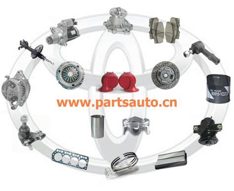Toyota Auto Parts China Toyota Auto Parts Spare Parts Piston Ring Water