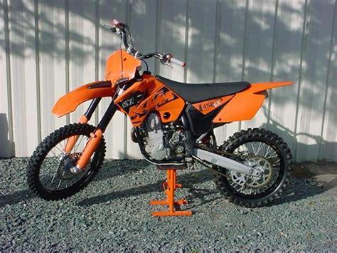 2006 Ktm Exc 450 2006 Ktm 450 Sx Moto Zombdrive