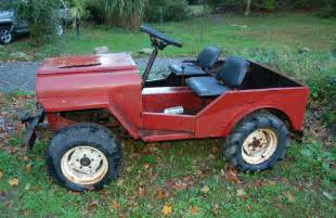 Roof palomino mini jeep lawn mower white plains ny on ebay