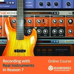 reason tutorial real piano sounds with radical piano producertech recording with real instruments in reason 7