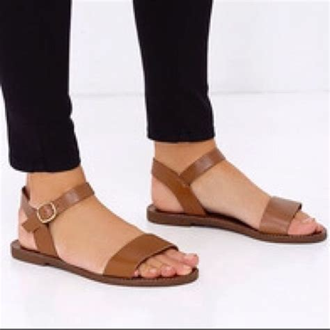 Steve Madden 7 5w by Minimalist Brown Sandals Steve Madden Donddi Madewell Dupes Really And Go With Just