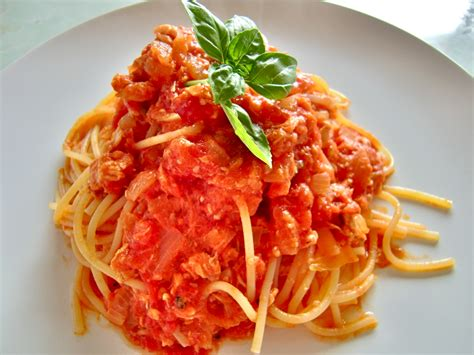tomato pasta recipe salmon tomato sauce pasta shio koji magic cooking
