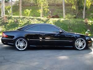 2002 Mercedes Cl600 2002 Mercedes Cl600 V12